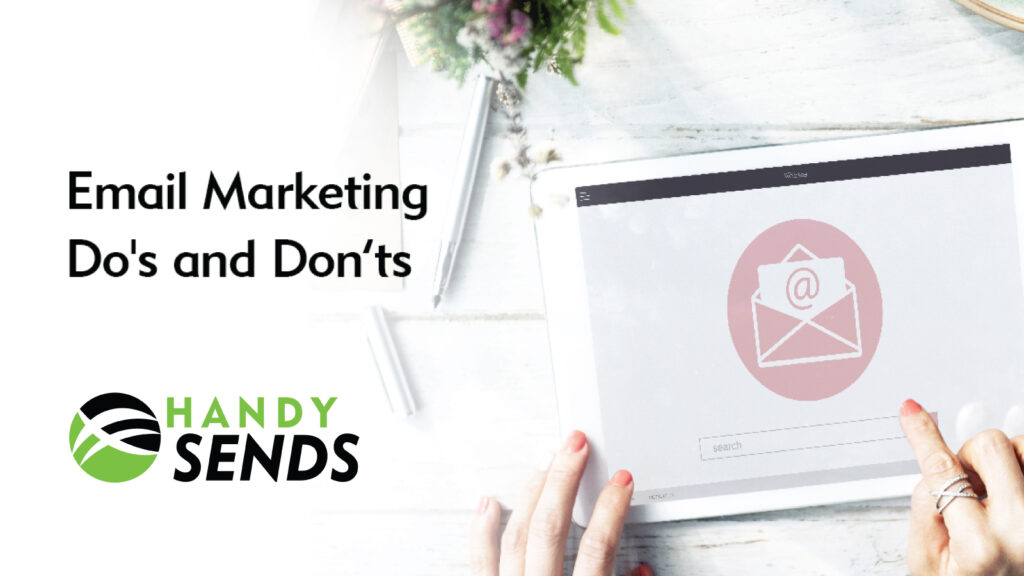 Do's and Dont's of Email Marketing