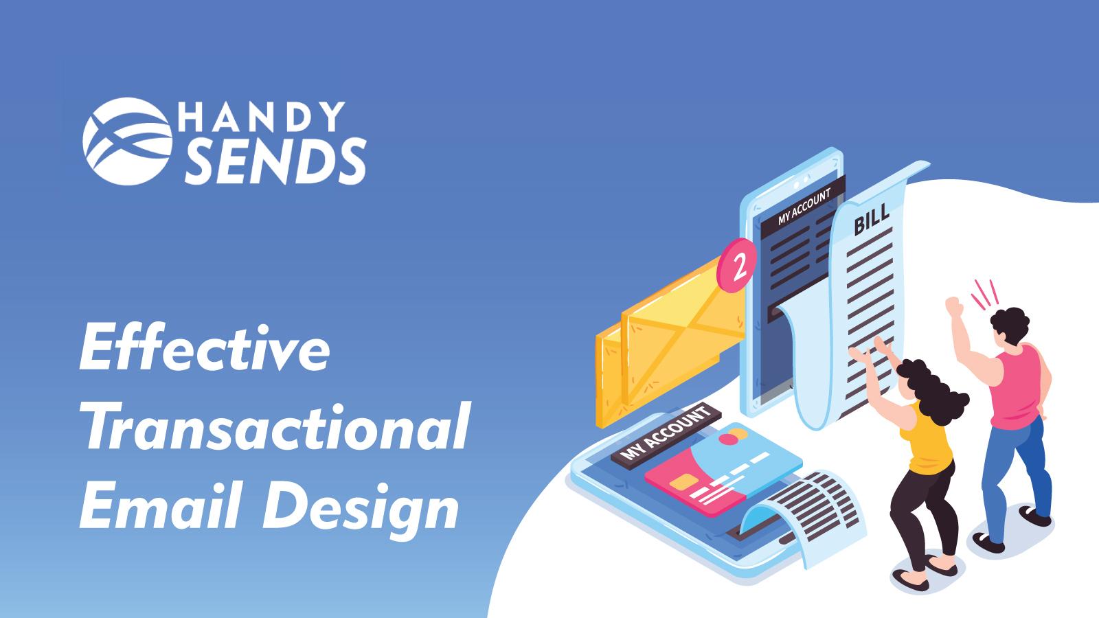 Effective Transactional Email Design