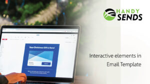 Interactive Elements in Email Template