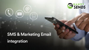 SMS and Marketing Email integration