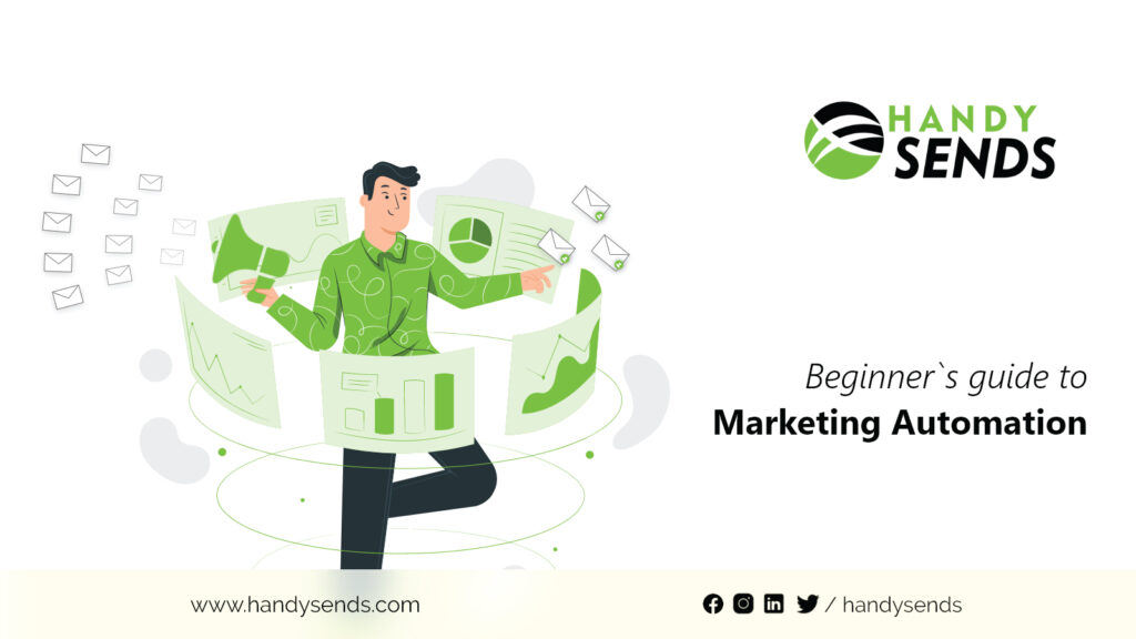 Beginner's guide to Marketing Automation